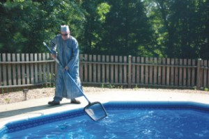 netting the pool