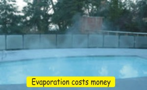 evaporating pool
