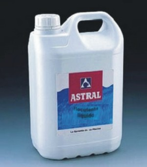 Astral liquid flocculant